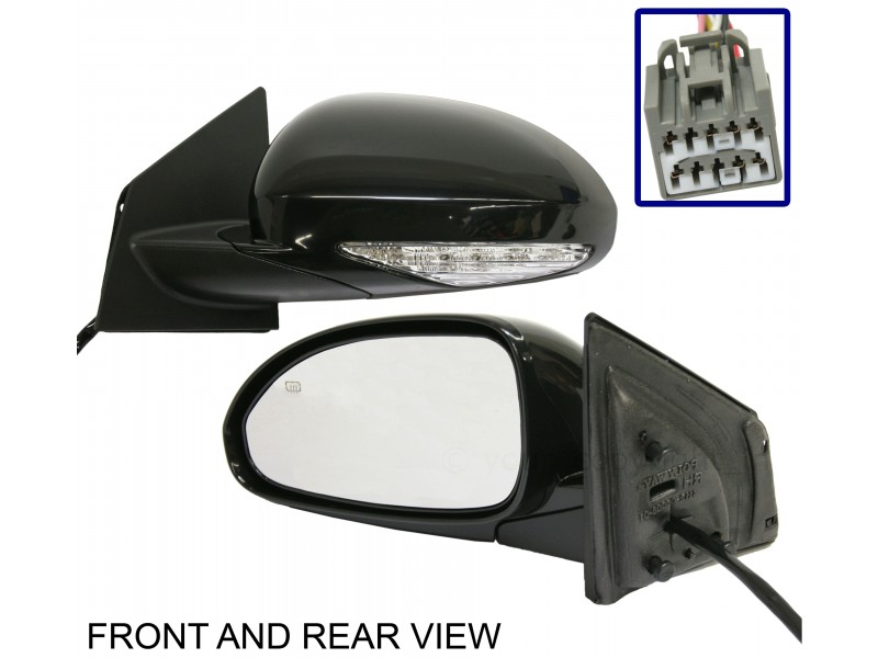 LT Mirror outside rear view